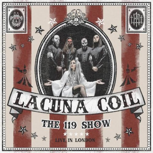 Lacuna Coil - The 119 Show - Live in London (2018)